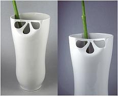 Design stolní vázičky\