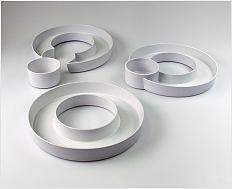 Ring - design dekorativního předmětu\