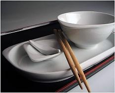 Japan set - design  jídelního nádobí\