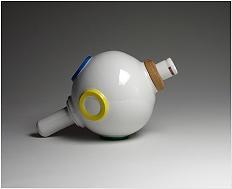 Design keramické konvice Balance\